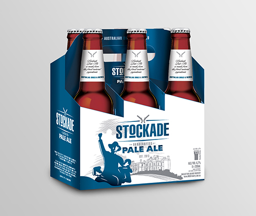 6Pack Design - Stockade