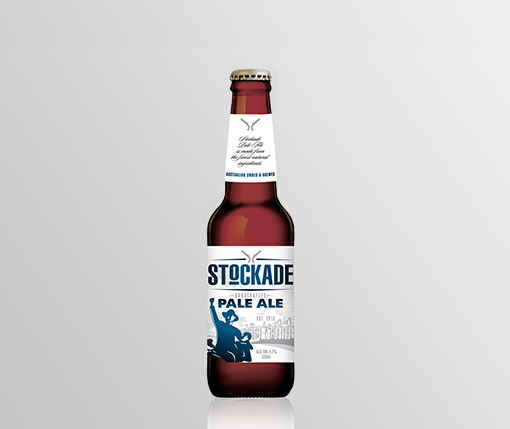 Bottle Label -Stockade