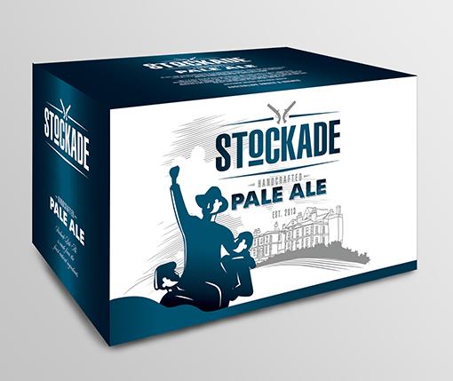 carton design stockade new wave design