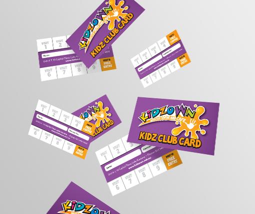 Kidzone-Club-Card