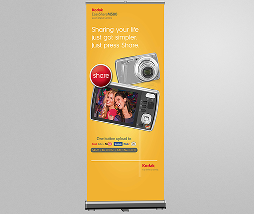 Kodak-Yellow-Pull-Up-Banner