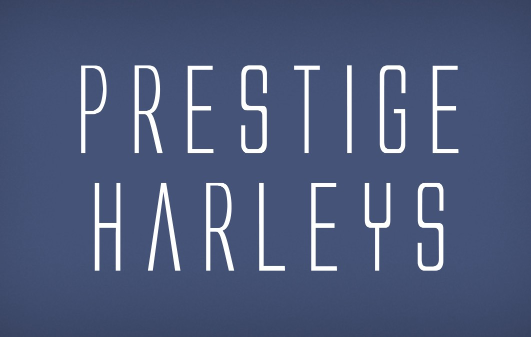 Prestige Harleys | Business Card