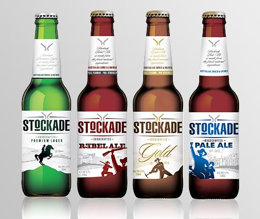Stockade-Bottles