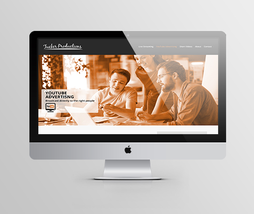 Tucker-Productions-Website-Design&Development