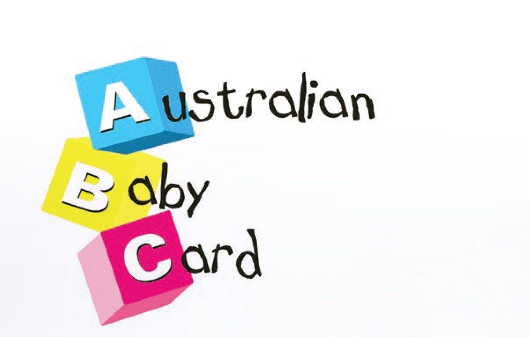Australian Baby Card | Media Kit