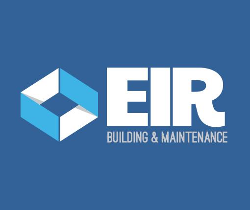 EIR logo reversed