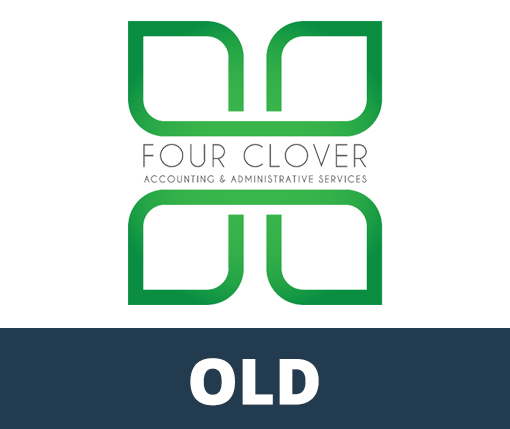 Four Clover logo old
