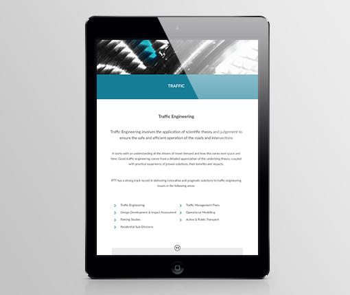 PTT Website M2