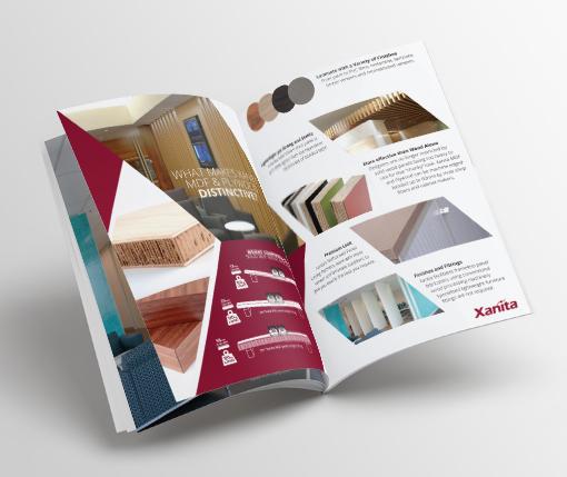 Xanita Brochure A4 M4
