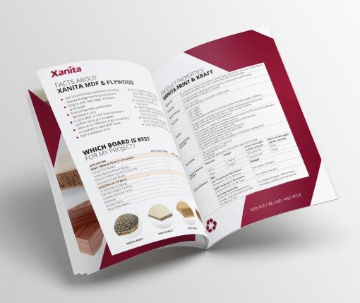 Xanita Brochure A4 M5