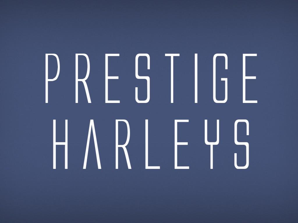 Prestige Harleys | Business Card