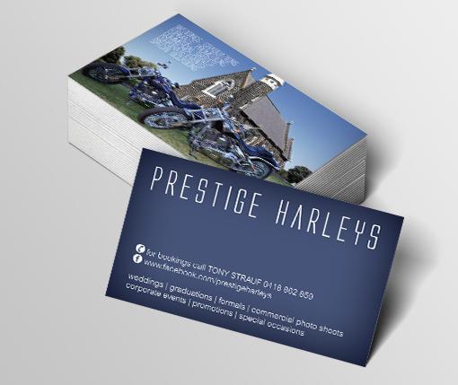 Prestige-Harleys-Business-Card-Stack