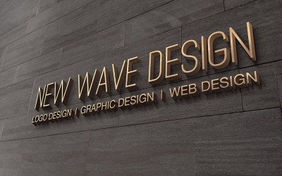NEW WAVE DESIGN REBRAND