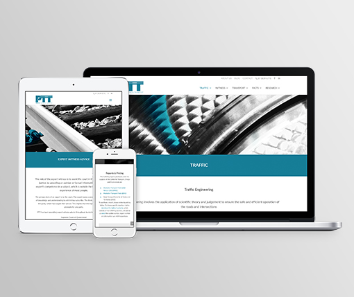 PTT Website M3